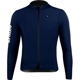 Biehler Thermal Rain LS Jersey Men, night blue